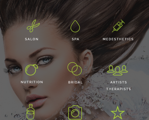 Bellini Salon App design by beauteesmarts